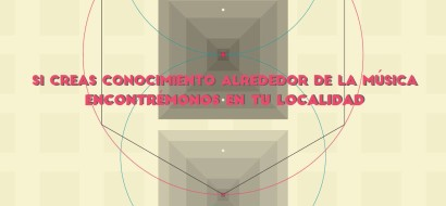 Encuentros Locales de Creadores de Conocimiento en Música de Bogotá